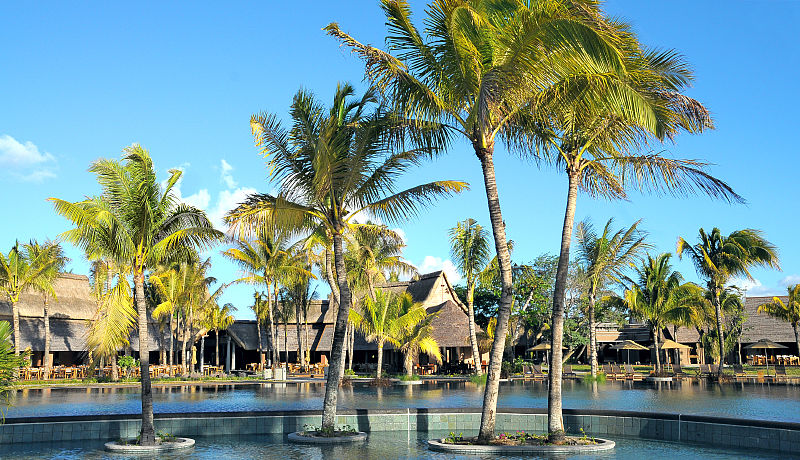 Trou aux Biches Beachcomber Golf Resort Spa / Golfreisen Mauritius