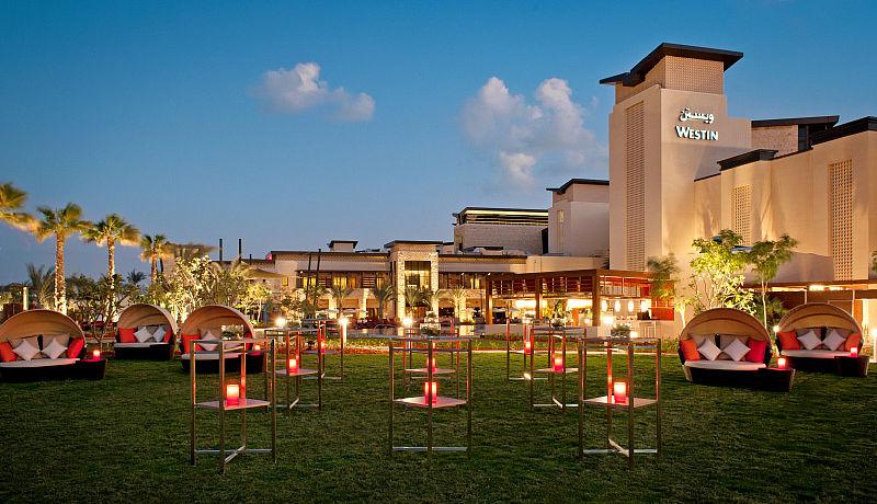 The Westin Abu Dhabi Golf Resort & Spa / Golfreisen Abu Dhabi
