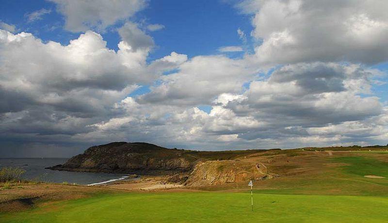 Dinard Golf / Golfplatz Bretagne / Golfreisen Frankreich