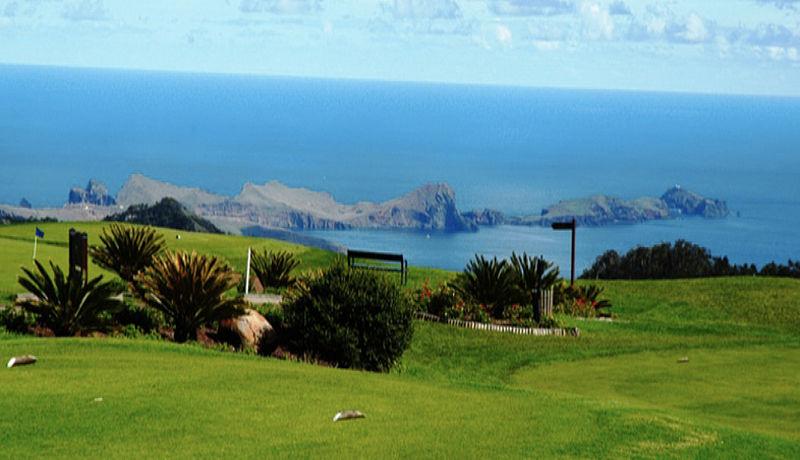 Santo da Serra Golf / Golfreisen Madeira