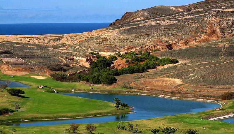 Porto Santo Golf / Golfreisen Madeira