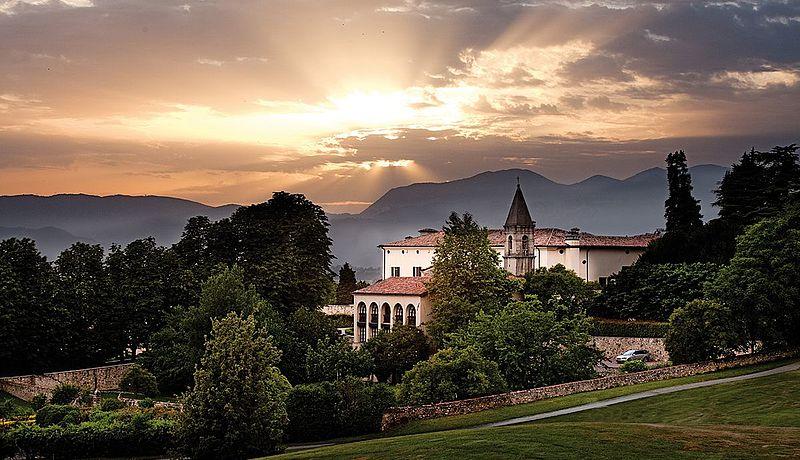 Palazzo Arzaga / Golfreisen Norditalien