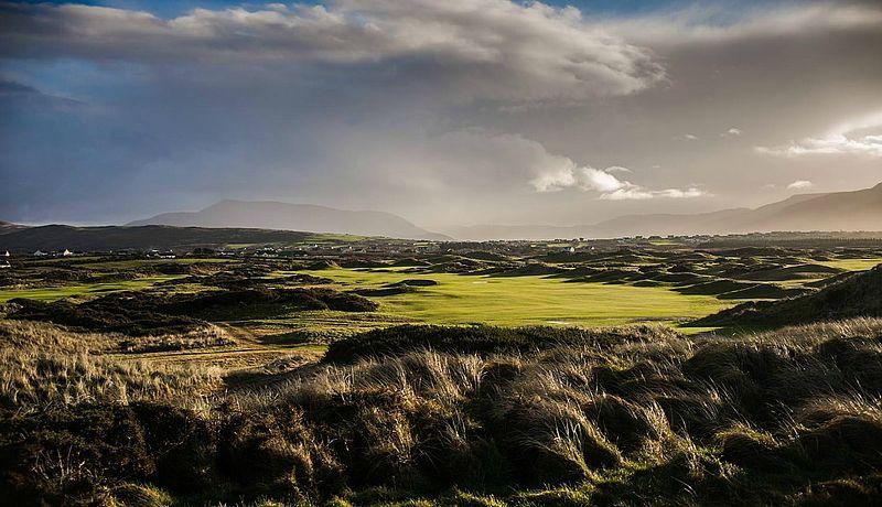 Waterville Links Golf Course / Golfreisen Irland