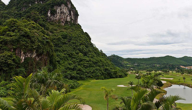 Phoenix Golf Hanoi / Golfreisen Vietnam