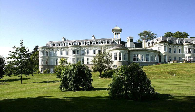 The K Club Hotel and Resort in Kildare / Golfreisen Irland