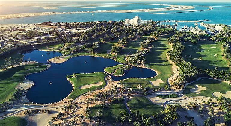 Jebel Ali Golf in Dubai, VAE / Golfreisen Dubai