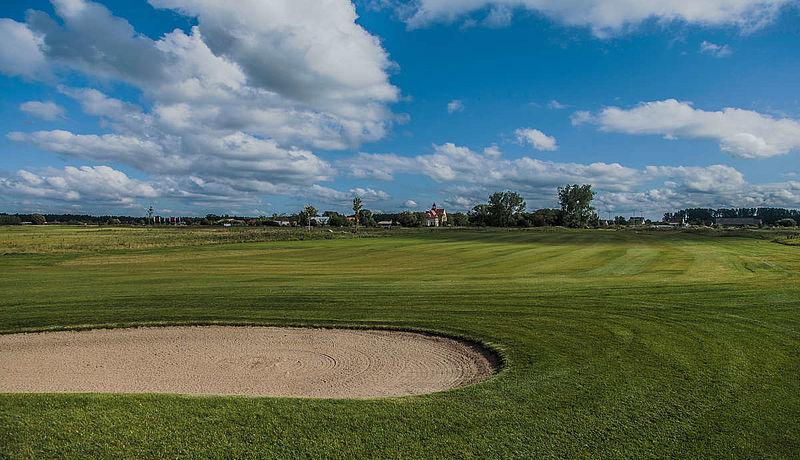 Golf Country Club Schloss Krugsdorf, Deutschland