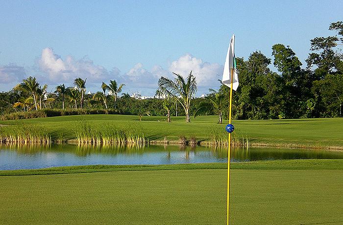 Punta Blanca Golf Club in der Dominikanischen Republik