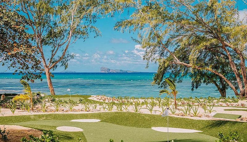 Canonnier Beachcomber Golf Resort Spa / Golfreisen Mauritius