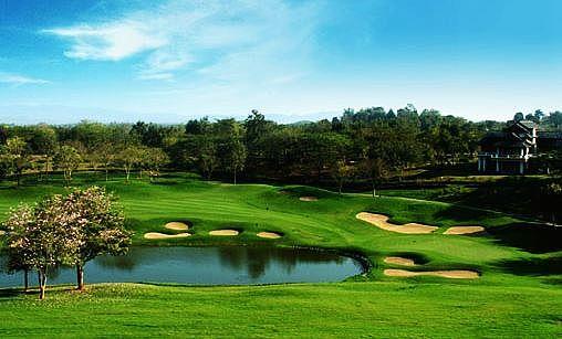 Santiburi Chiang Rai Golf Course / Golfreisen Thailand
