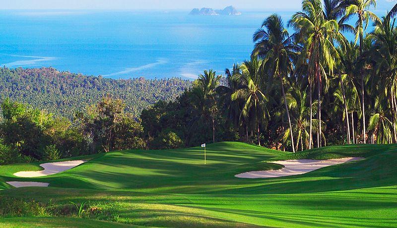 Santiburi Samui Country Club / Golfreisen Thailand