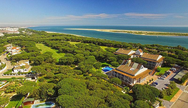 Nuevo Portil Golf, Costa de la Luz, Spanien