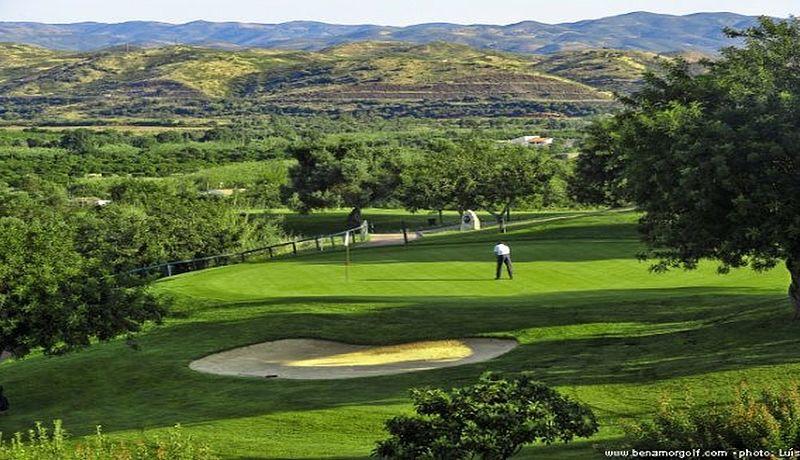 Benamor Golf / Golfreisen Algarve