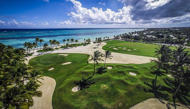 La Cana Golf Course in der Dominikanischen Republik