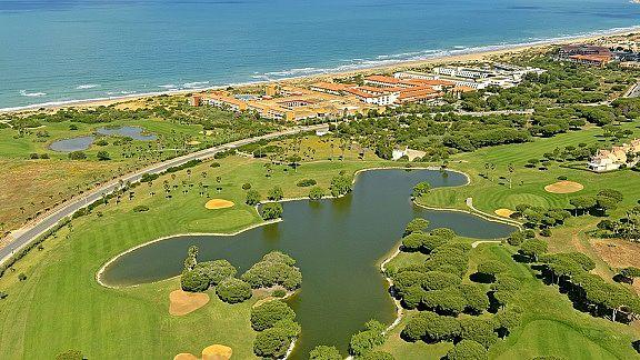 Novo Sancti Petri Golf, Costa de la Luz, Spanien