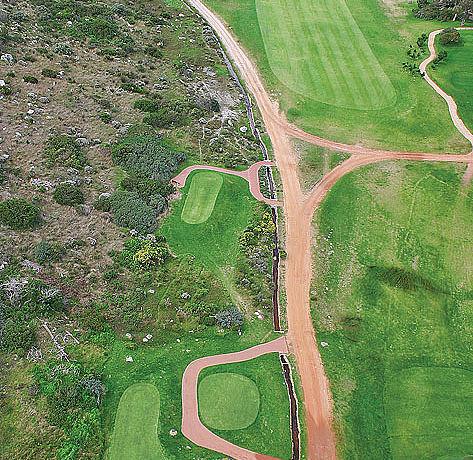 Clovelly Golf Country Club / Golfreisen Südafrika
