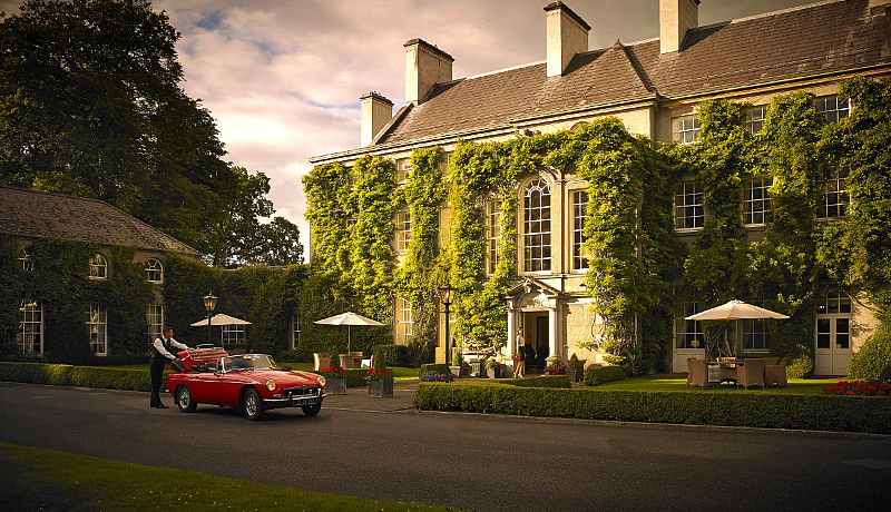Hotel Mount Juliet in Irland