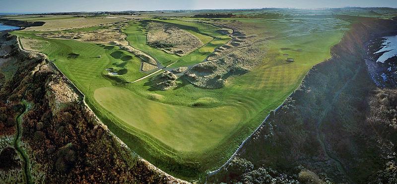 The Kittocks Course / Golfreisen Schottland
