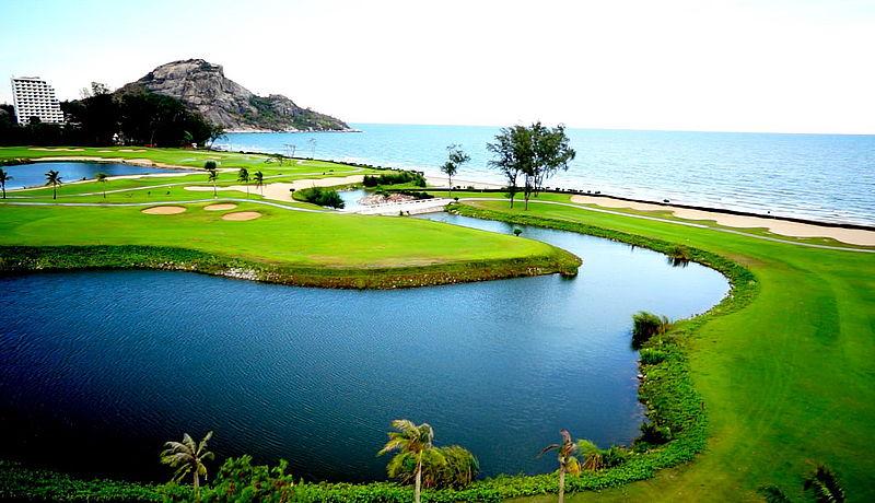 Sea Pines Golf Course / Golfreisen Thailand