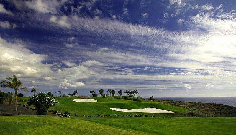 Costa Adeje Golf auf Teneriffa, Golfreisen auf die Kanarischen Inseln / Spanien