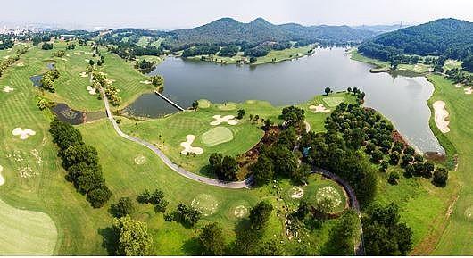 Chi Linh Star Golf Country Club / Golfreisen Vietnam