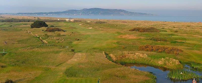 The Royal Dublin Golf Club / Golfreisen Irland