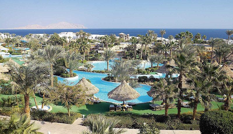 Jolie Ville Golf & Resort / Golfreisen Rotes Meer