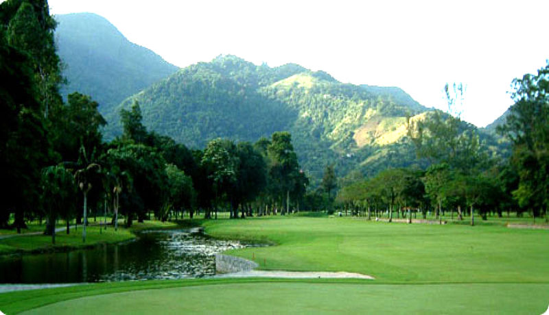 Itanhangá Golf Club bei Rio de Janeiro, Brasilien