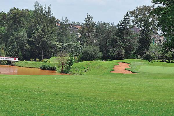 Muthaiga Golf Club / Golfreisen Kenia
