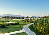 Verdura Golf Spa Resort auf Sizilien, Italien