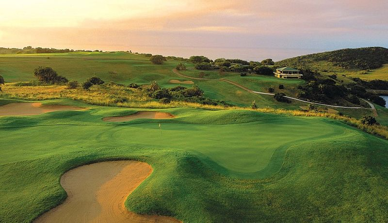 Wild Coast Country Club / Golfreisen Südafrika