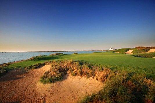 Yas Links Abu Dhabi in den VAE / Golfreisen Abu Dhabi