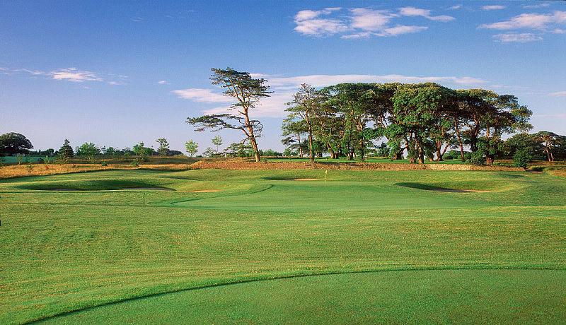 Fota Island Golf Courses / Golfreisen Irland