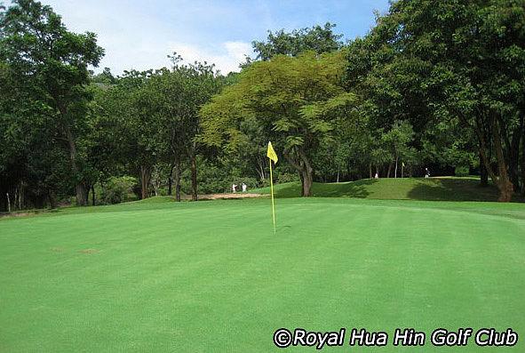 Royal Hua Hin Golf Course / Golfreisen Thailand