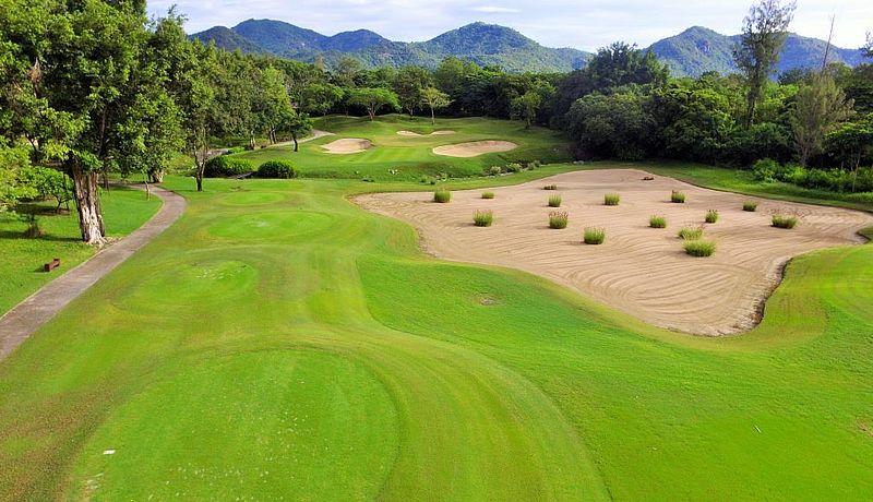 Springfield Royal Country Club / Golfreisen Thailand