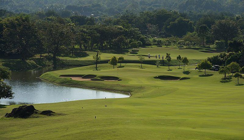 Chiang Mai Highlands Golf / Golfreisen Thailand
