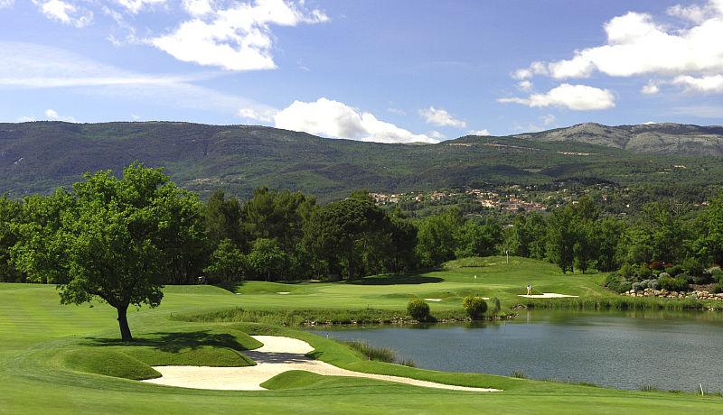 Terre Blanche Golf / Golfreisen Südfrankreich
