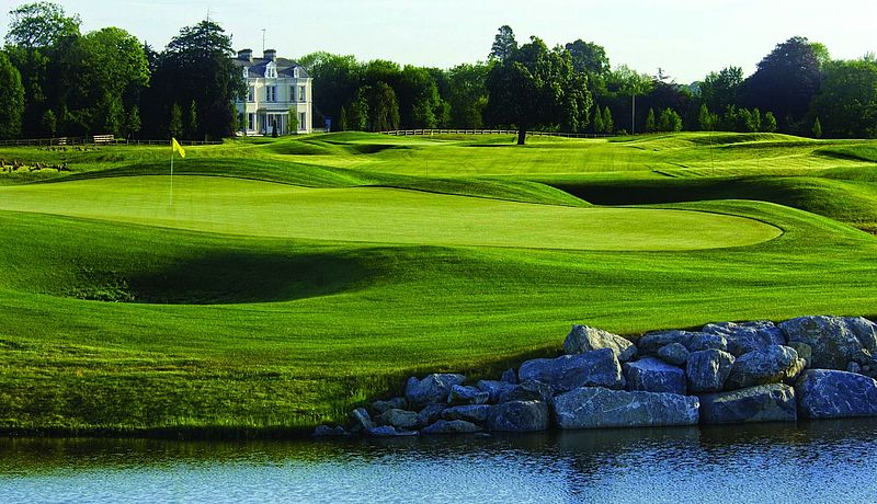 Twin Oaks Golf Course at Moyvalley / Golfreisen Irland