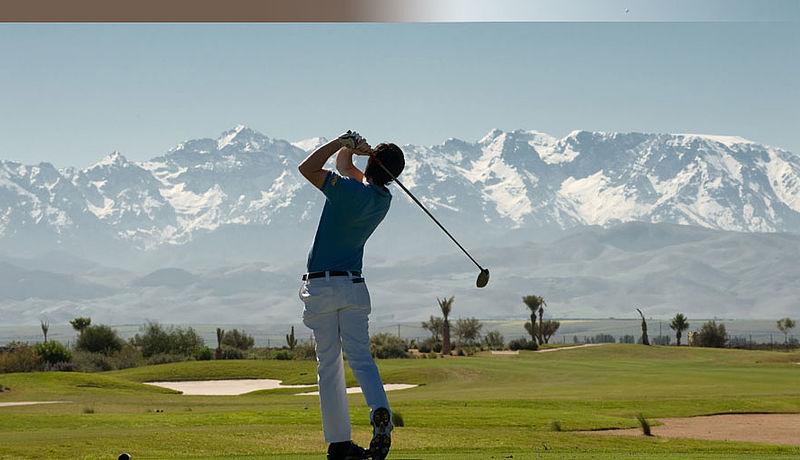 Samanah Golf / Golfreisen Marokko