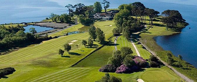 Killeen at Killarney Golf & Fishing Club / Golfreisen Irland