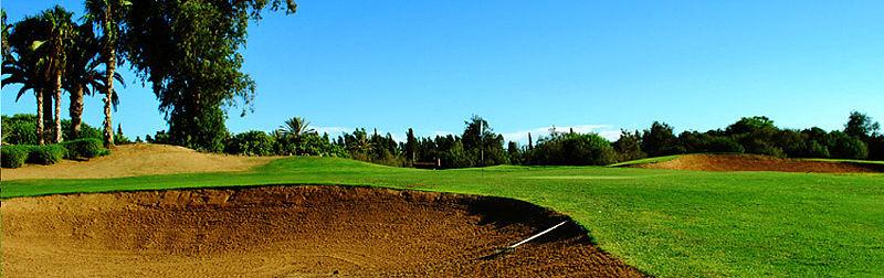 Golf Les Dunes / Golfreisen Marokko