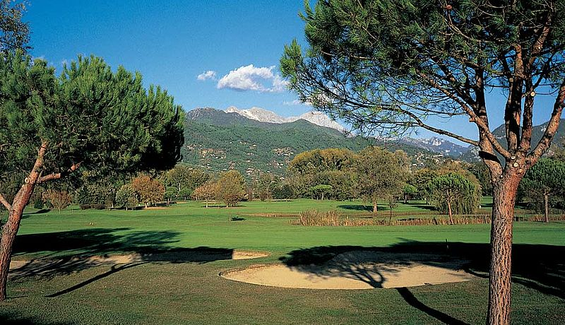 Forte dei Marmi Golf Club / Golfreisen Toskana