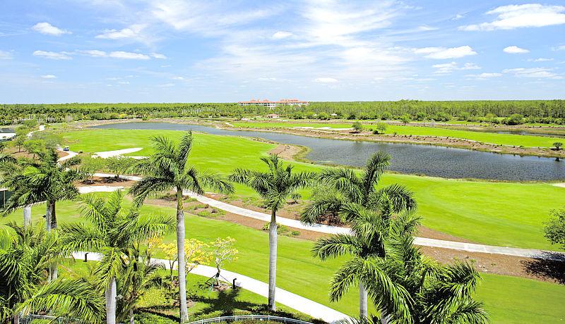 Tiburón Golf Club bei Naples / Golfreisen Florida