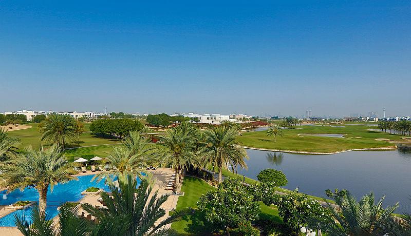 The Address Montgomerie / Golfreisen Dubai