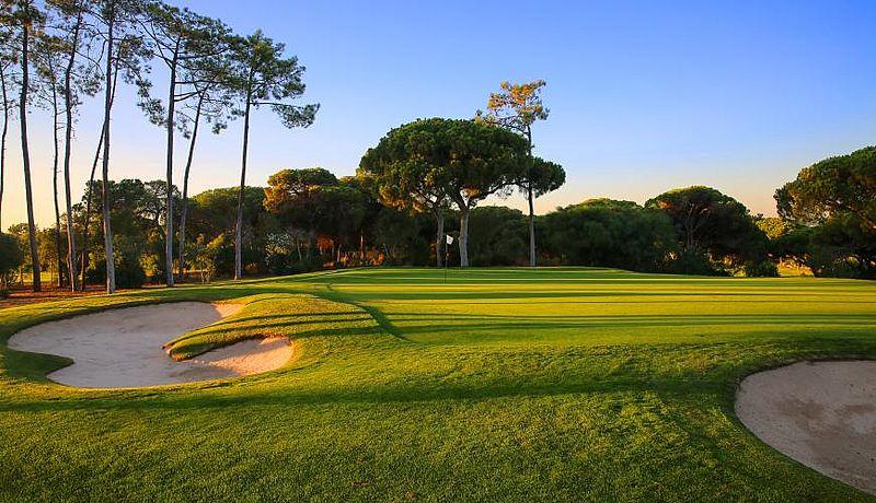 The Old Course Golf Club / Golfreisen Algarve