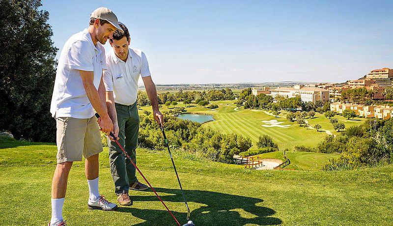 Montecastillo Barcelo Golf Club, Costa de la Luz, Spanien
