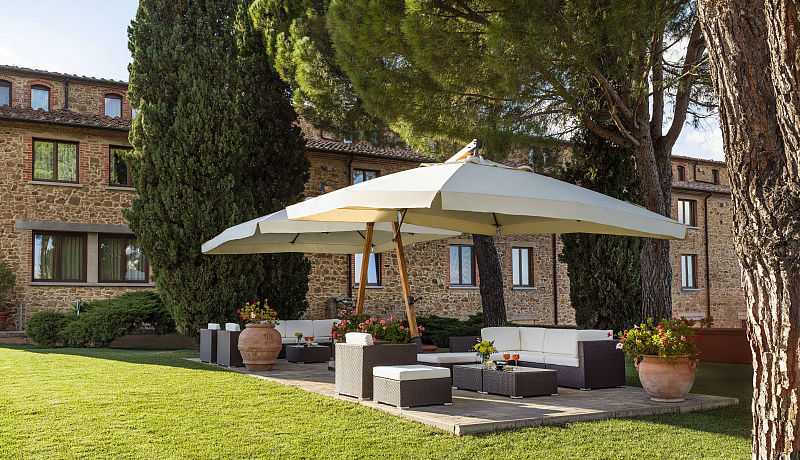 Hotel La Tabaccaia, Toskana / Golfreisen Italien