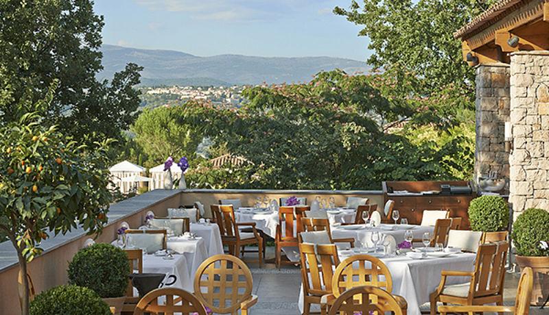 Terre Blanche Hotel Spa Golf Resort / Golfreisen Südfrankreich