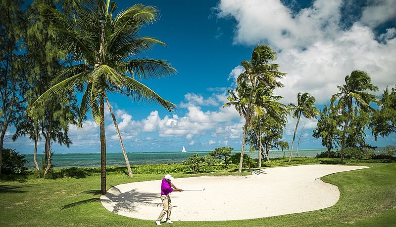 Anahita Golf und Spa Resort, Beauchamp / Golfreisen Mauritius