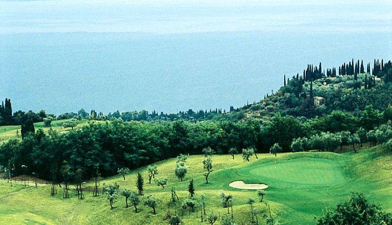 Golf Cà degli Ulivi / Golfreisen Norditalien